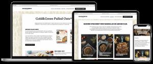 Gold&Green Cashback platform
